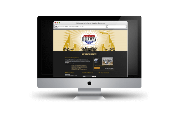 Beltway Brewing Company Website