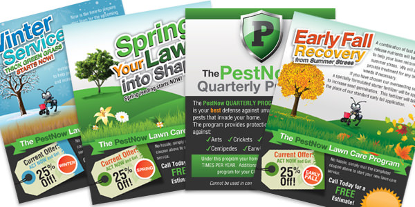 Pest Now Marketing Material