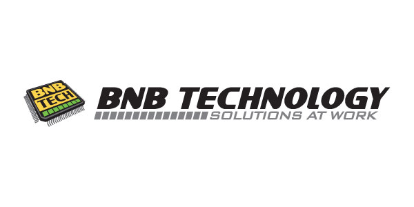 Redesigned Logo for BNB Technology