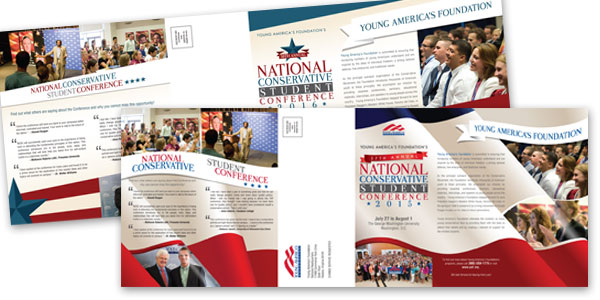 Trifold Designs for YAF