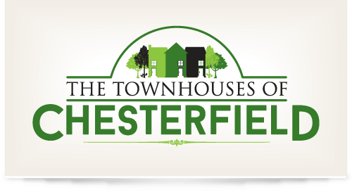 Logo design for Townhouses of Chesterfield