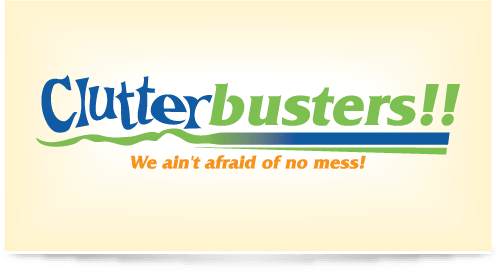 Logo design for Clutter Busters
