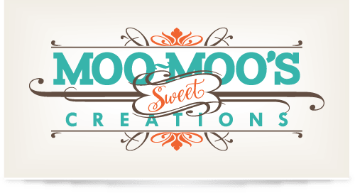 Logo design for Moo-Moos Creations