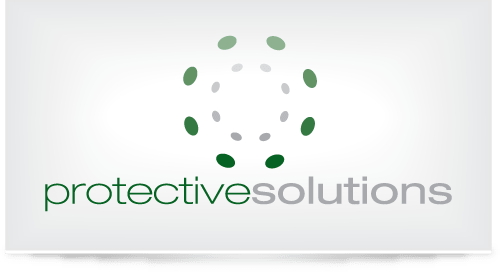 Logo design for Protective Solutions