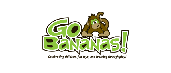 Go Bananas Logo Design