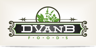 Custom Logo design for DVanB Foods - Click to see MORE!