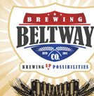 Marketing Material Design, Website Design and Development for Beltway Brewery Co