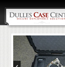 Graphic Design and Website Design and Development for client Dulles Case Center